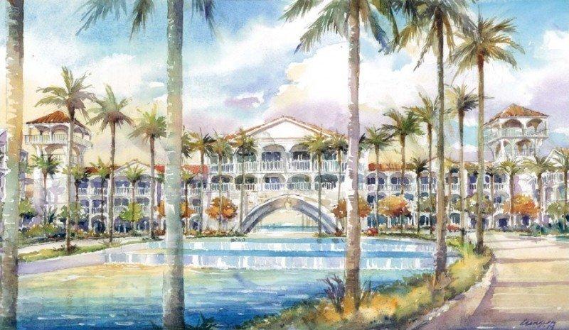 Grupo español construirá un gran resort de 1.000 habitaciones en República Dominicana