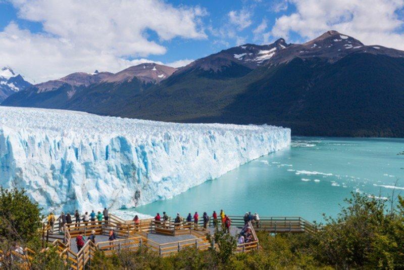 Glaciar Perito Moreno estará conectado a Cataratas del Iguazú. #shu#
