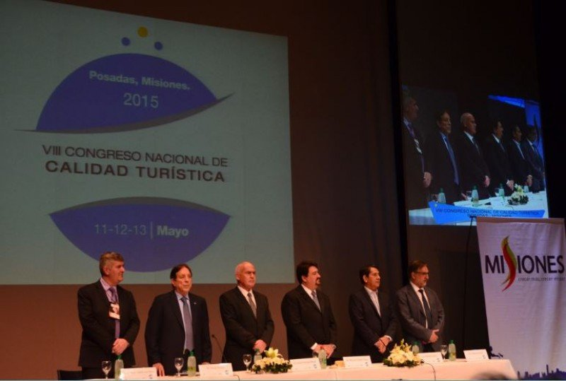 Quedó inaugurado el VIII Congreso de Calidad Turística de Argentina