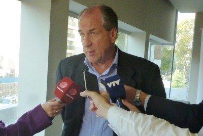 Ernesto Murro, ministro de Trabajo y Seguridad Social de Uruguay.