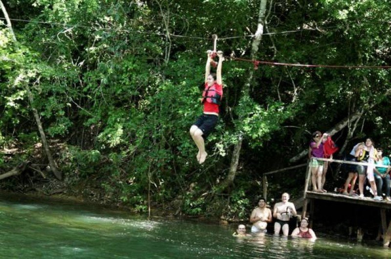 Paraguay propone modelo de turismo sostenible en reserva forestal e indígena