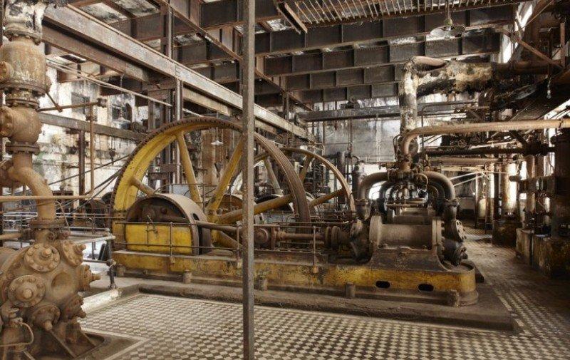 Frigorífico Anglo, Museo de la Revolución Industrial, en Fray Bentos. Fotos: Ian Kemp.