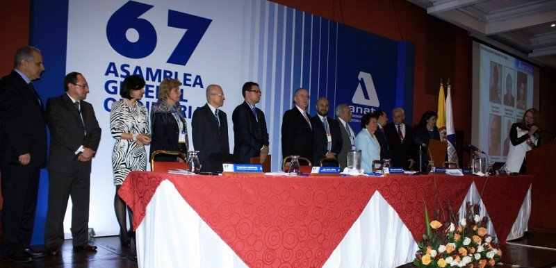 El 20 de mayo se realizó la 67° Asamblea General de Anato.