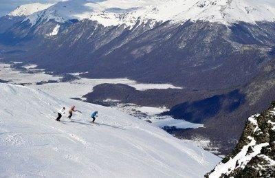 Cerro Castor recibe durante la temporada cerca de 40.000 visitantes.