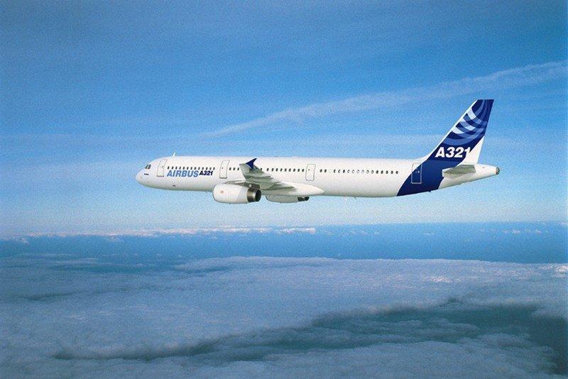 Airbus ha vendido 11.700 aviones A321.