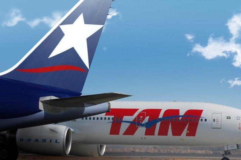 LAN y TAM tendrán en total 761 vuelos internacionales y 1271 nacionales.