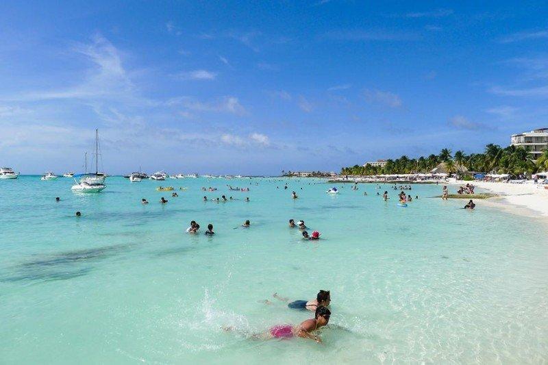 Isla Mujeres, México. (Foto: Méxicodestinos.com)