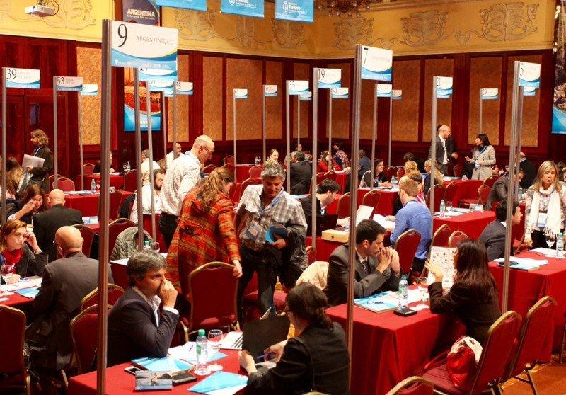 El NeoWorkshop reunió a 108 vendedores y 78 compradores que concretaron 1661 citas comerciales.