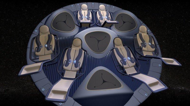 Los vuelos tendrán capacidad para siete pasajeros.