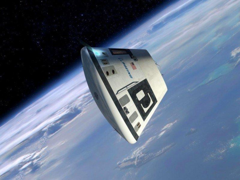 La NASA contrata a Boeing para primera misión espacial comercial de la historia