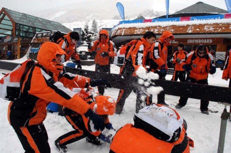 Los primeros viajes hacia Bariloche comienzan en 15 días.