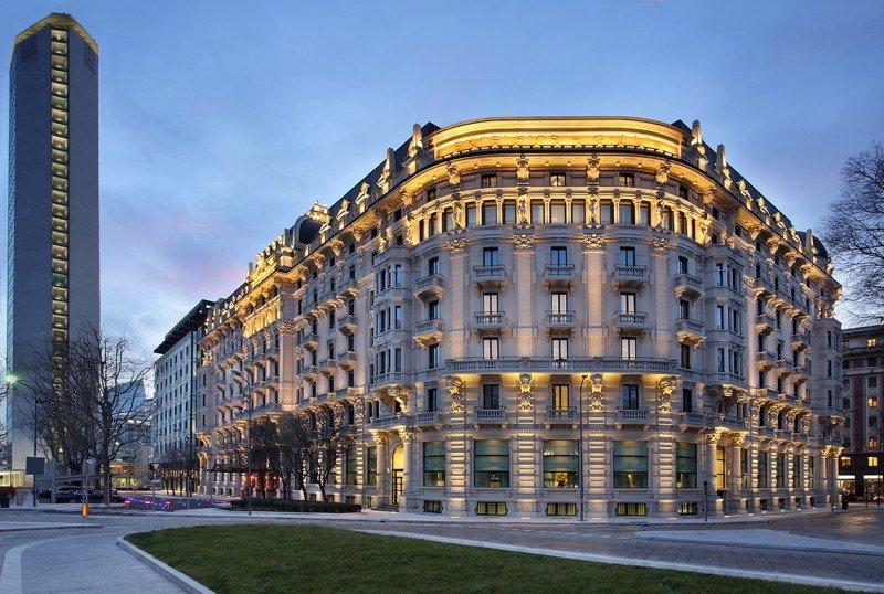 Excelsior Hotel Gallia de Milán abre tras una renovación multimillonaria