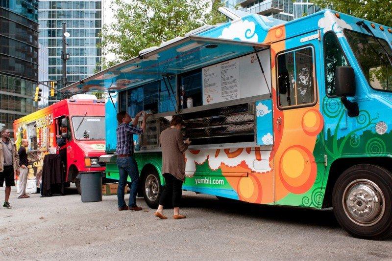 Los food trucks se han puesto de moda en España en ciudades como Madrid y Barcelona. BluIz60 / #shu#