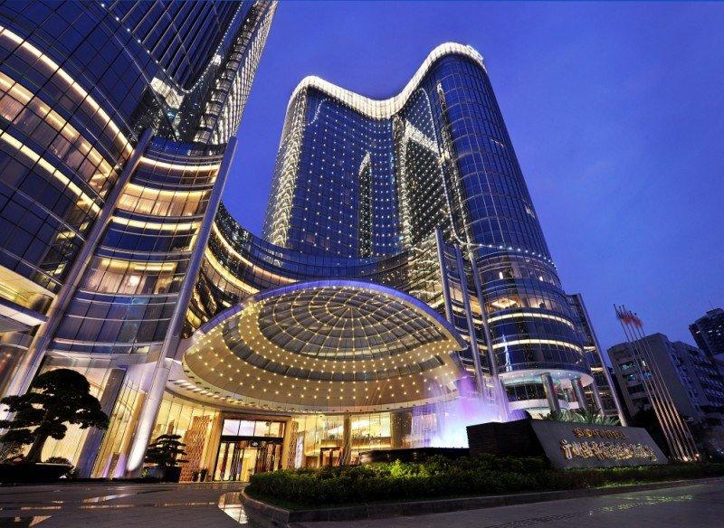 AccorHotels pone la fortaleza de sus herramientas digitales al servicio de hoteleros independientes y amplía las opciones para sus clientes con más hoteles y destinos. En la imagen, el Sofitel Guangzhou Sunrich.