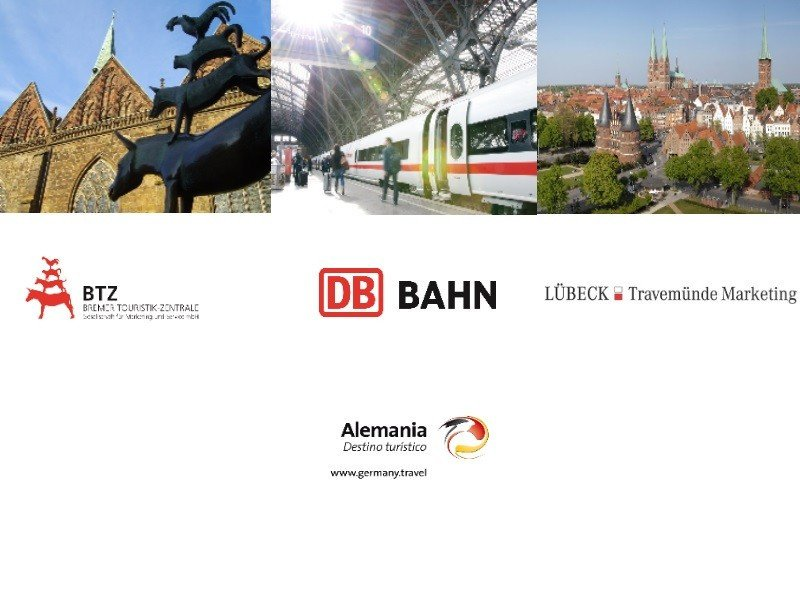 Webinar: Descubre las ciudades hanseáticas de Lübeck y Bremen