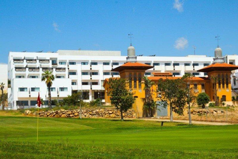 El nuevo Fergus Style Palacio Mojácar Spa cuenta con más de 12.000 metros cuadrados de superficie, 4.000 de ellos de zonas ajardinadas.