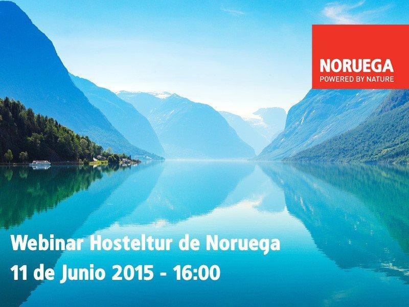 Webinar: Gana un viaje a Noruega con Norway Expert