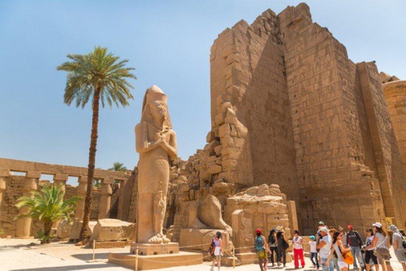 Imagen de archivo de Luxor. #shu#