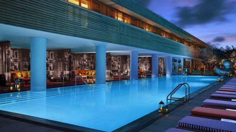 Venden el hotel SLS de Miami Beach por 110 M €
