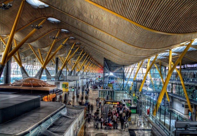 El tráfico de los aeropuertos españoles se dispara un 6,7% en mayo. Barajas registra una significativa recuperación con crecimientos de dos dígitos, ta y como fueron sus caídas en los meses anteriores.