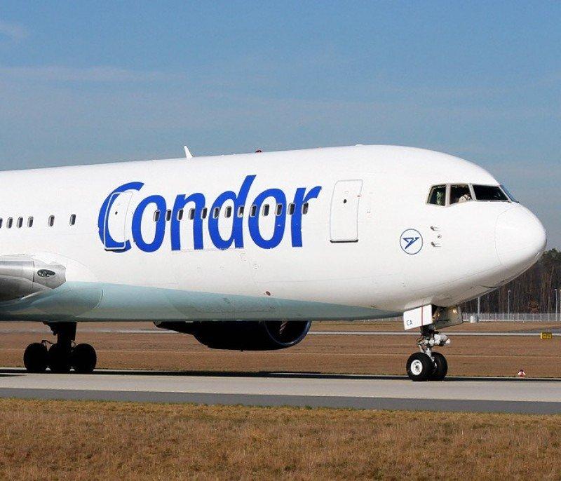 Condor aumenta sus frecuencias hacia Cuba