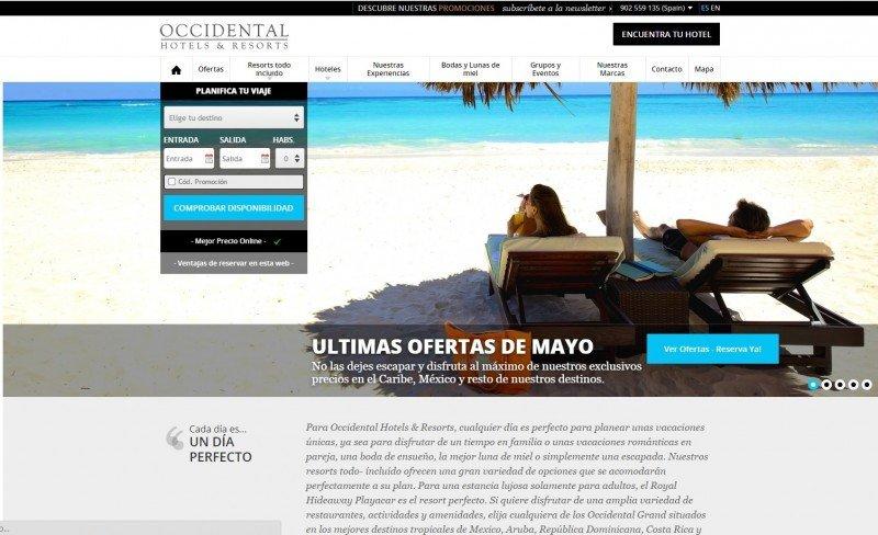 El Grupo Barceló será el propietario único de Occidental Hotels