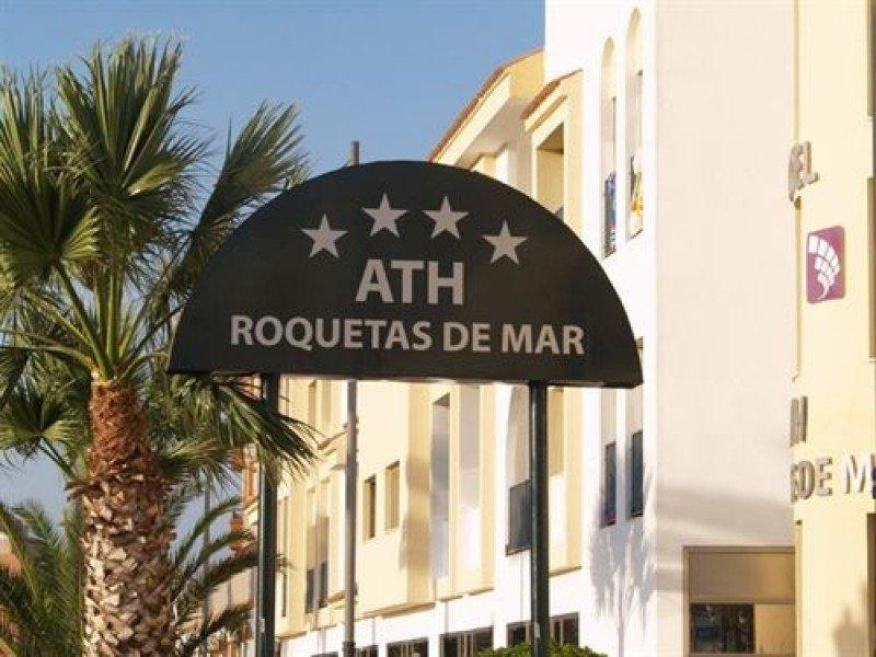 Declaran desierta la subasta del Hotel ATH Roquetas de Mar
