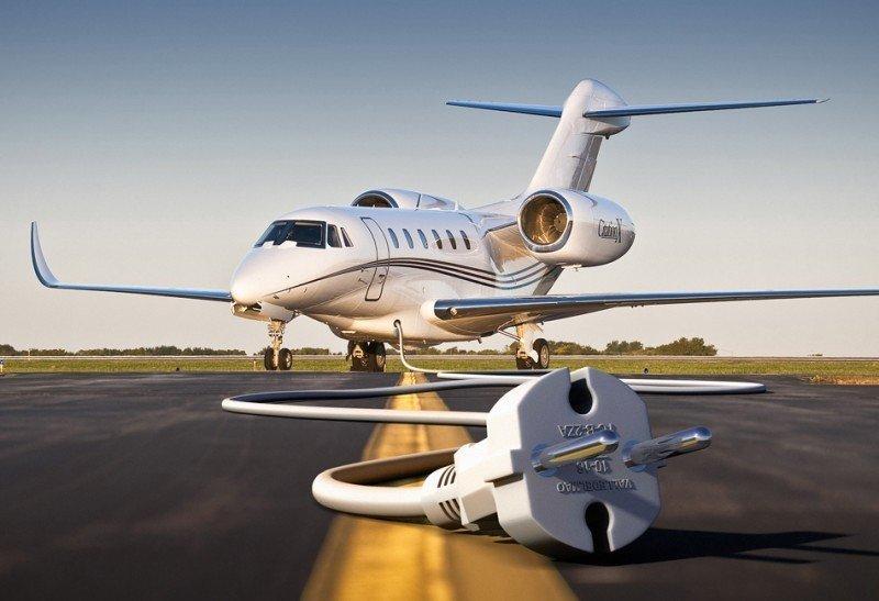 China utilizará los aviones eléctricos para el entrenamiento de pilotos.