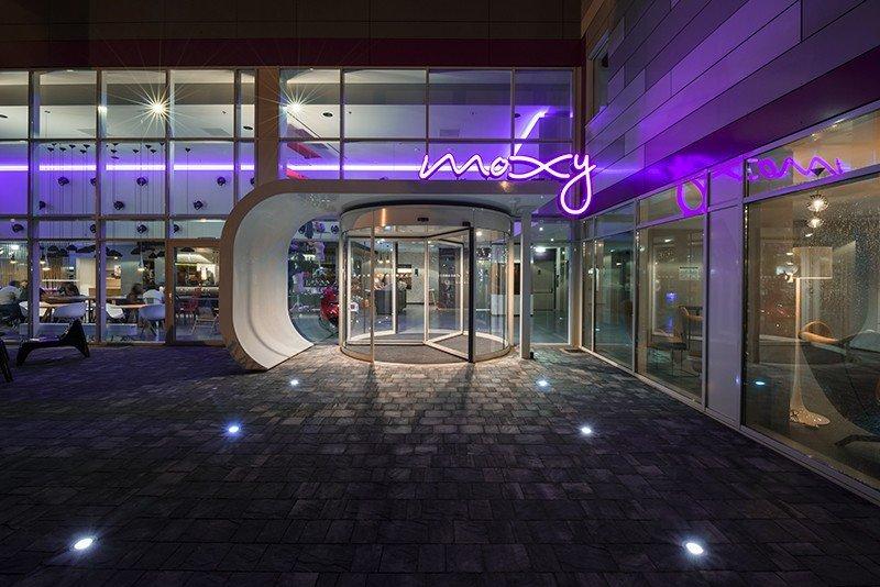Marriott prevé abrir 150 hoteles de la marca Moxy hasta 2020