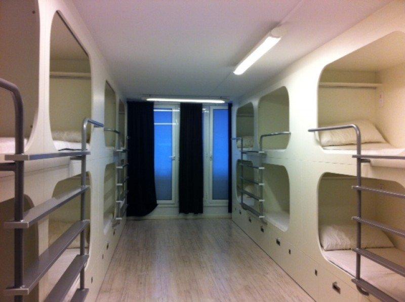 """El producto de The Hostel Box es como 'una habitación dentro de una habitación compartida pero sin renunciar a la intimidad y al confort""""."""