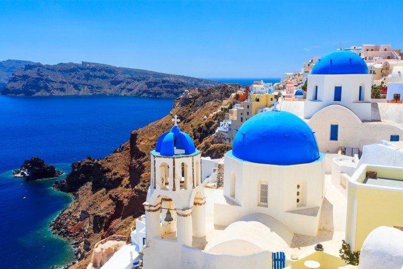 El turismo, que el pasado año generó 17.100 M € a la economía griega, ha repuntado en el primer trimestre de 2015 un 12,8% en ingresos y un 45,6% en visitantes. #shu#