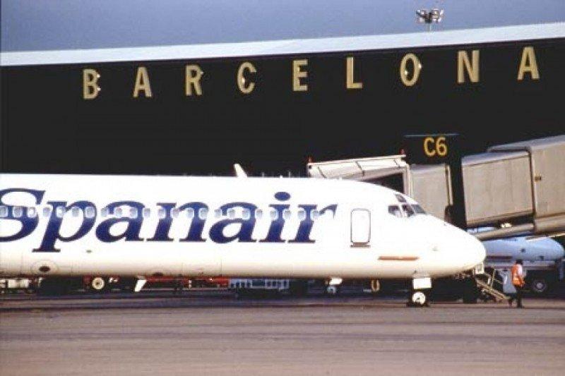 La Generalitat de Cataluña aportó a Spanair más de 210 M €, según la Sindicatura de Cuentas