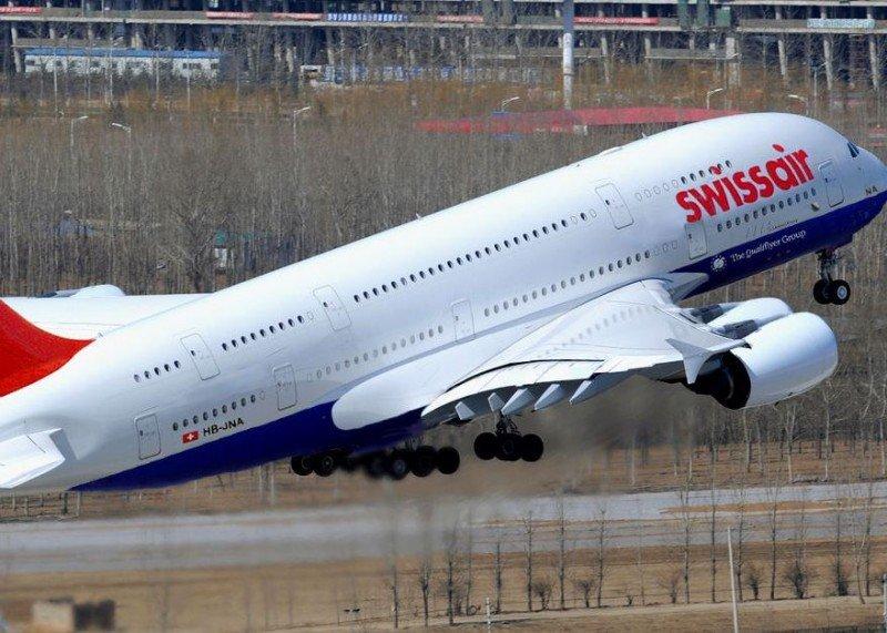 Swissair inicia una ruta entre La Habana y San Juan de Puerto Rico