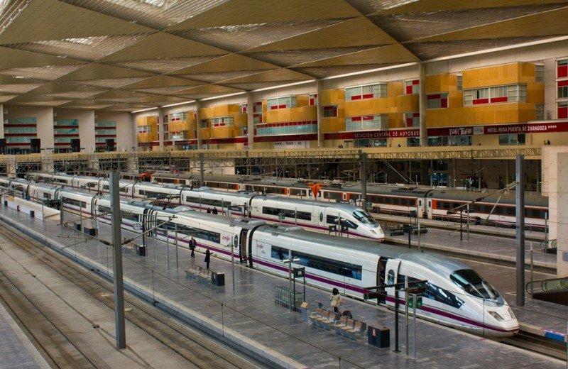 Samat Hotels se adjudica el hotel de la estación del AVE de Zaragoza por 9,7 M €