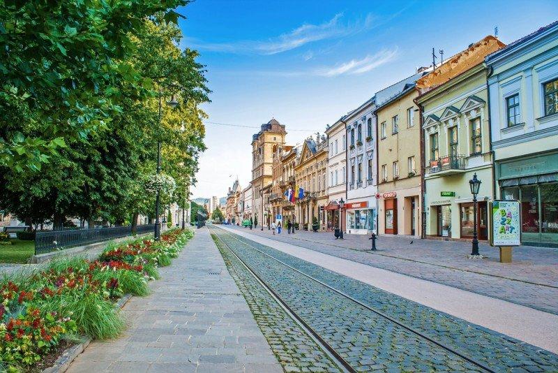 Eslovaquia lideró el crecimiento de la ocupación. #shu#