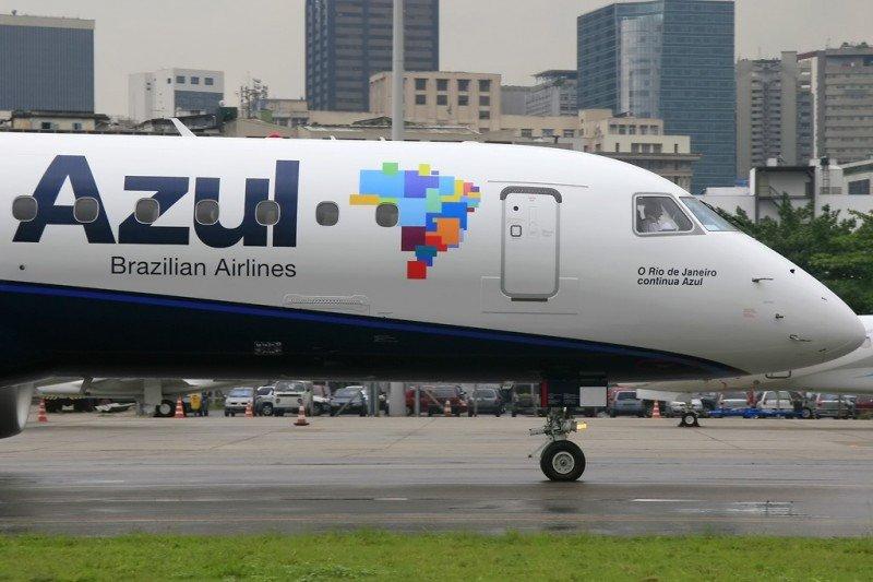 United Airlines, nuevo accionista de la aerolínea brasileña Azul