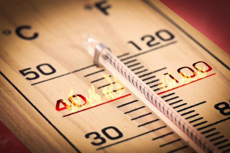 La ola de calor remitirá el jueves. #shu#