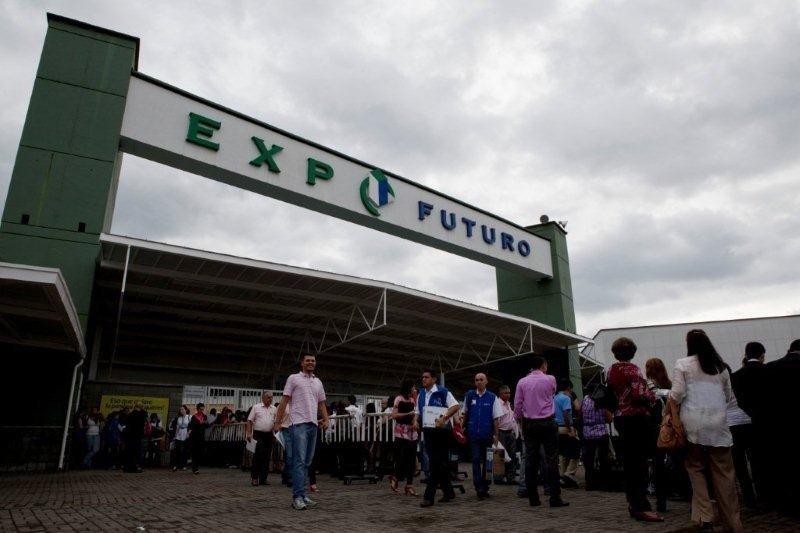 Colombia promueve su infraestructura para eventos como Expo Futuro en la ciudad de Pereira.