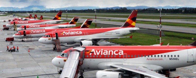Avianca redujo un 31% su beneficio en el primer trimestre