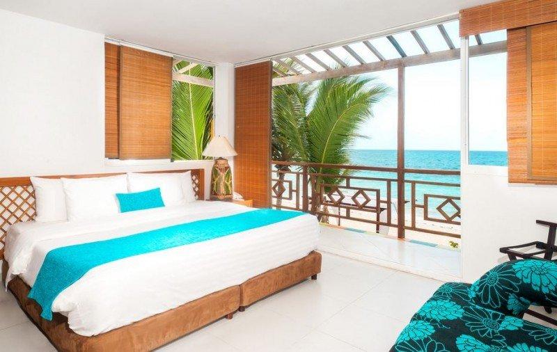 La tarifa promedio en hoteles de San Andrés cayó casi 26% en abril.