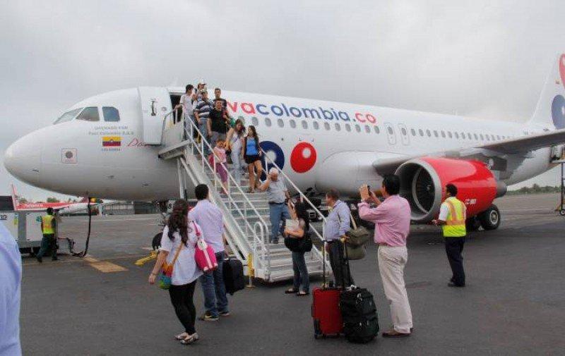 VivaColombia aumenta vuelos de bajo costo a Panamá