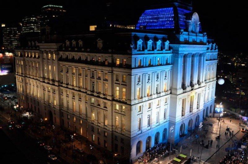 Centro Cultural Kirchner (Foto: INFONEWS).