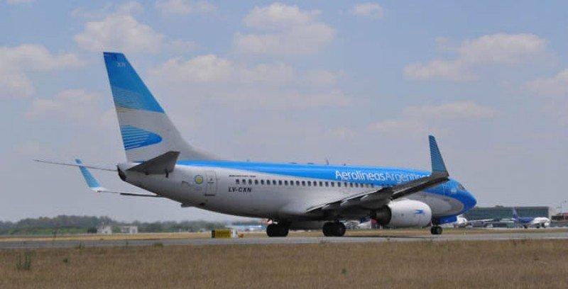 Aerolíneas Argentinas agrega vuelos diarios entre Buenos Aires y Tucumán