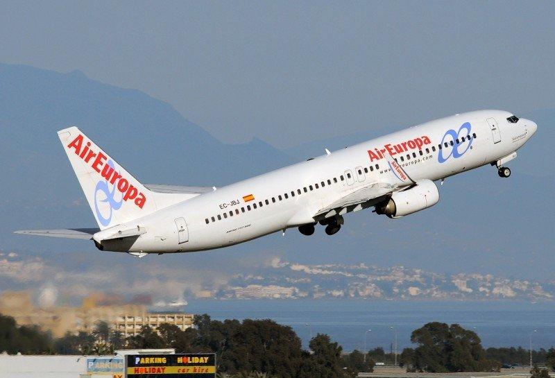 Air Europa abrirá dos frecuencias semanales entre Madrid y Asunción