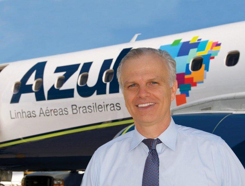 David Neeleman, fundador de Azul, se adjudicó la licitación de la portuguesa TAP.