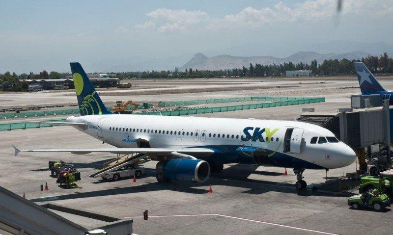 """Sky Airline: """"Siempre vamos a pretender ser los más baratos del mercado""""."""