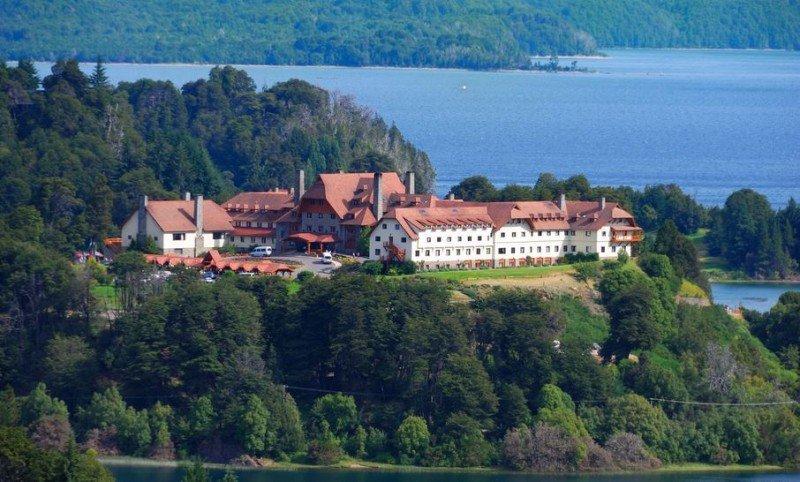Los hoteles de Bariloche figuran entre los más caros en vacaciones de invierno.