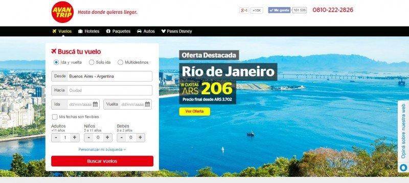 Avantrip.com planea expandirse en la región a partir de 2016