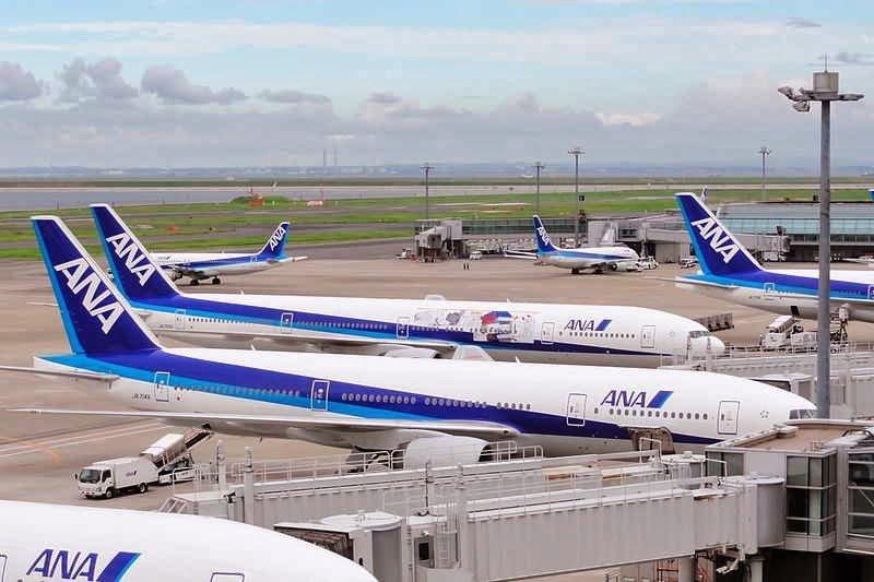 Japonesa ANA prepara apertura de vuelo entre Tokio y Ciudad de México