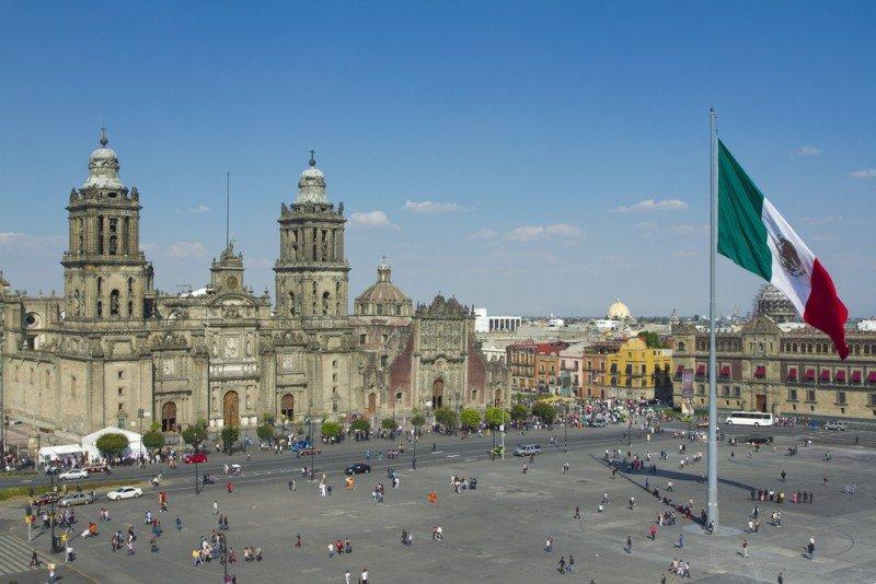 Ciudad de México. #shu#